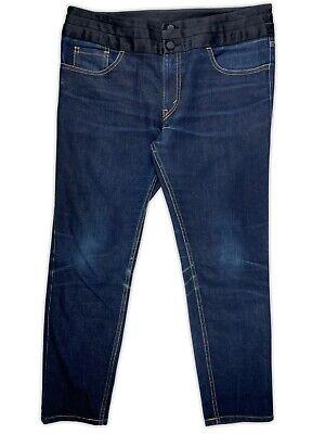 Vintage! Comme des Garçons Junya Watanabe Pants Jeans Leg L (Size 32)