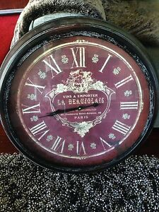French clock 60 cm Shellharbour Shellharbour Area Preview