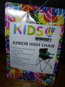 Camping high chair Wulguru Townsville City Preview