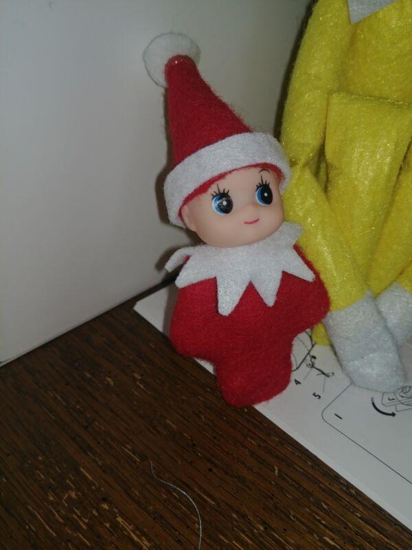 Baby Elf christmas elfkin Newborn Doll