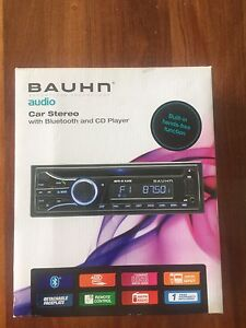 BRAND NEW IN BOX- Car stereo with Bluetooth Margate Redcliffe Area Preview