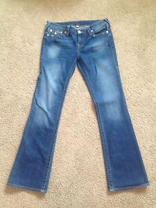 Women's true religion jeans sz31