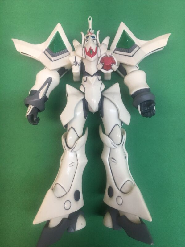 Vision of Escaflowne Moderoid Bandai Action Figures Set From 2001 Sunrise TX