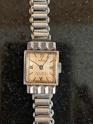 Rolex 1936/7 ladies wrist watch