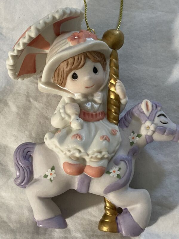 precious moments figurines disney HMK mary poppins carosel