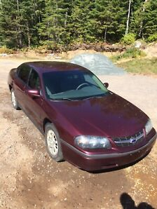 2005 Chevy Impala great condition