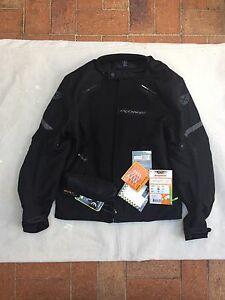 Motorcycle jacket - Ixon Airway HP Textile - Large (men's) Ryde Ryde Area Preview