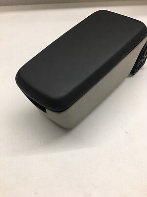"2005-2009 chevy equinox pontiac torrent Black console lid ""NEW"" custom made!"