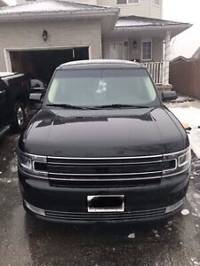 2018 Ford Flex Limited Edition (fully loaded)