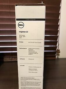 Brand new dell laptop. Inspiron 13
