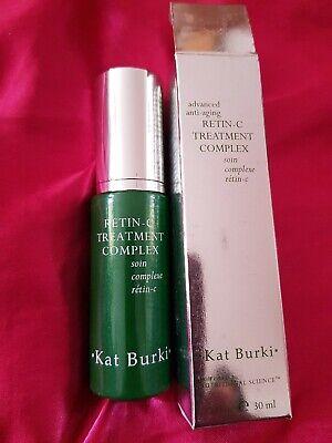 Kat Burki Retin C Treatment Complex Serum 30ml RRP £130.95