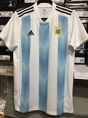f52e32a53d8 Adidas Argentina Home Jersey Stadium Jersey Size Medium Only