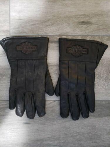 Harley Davidson XXL Leather Gloves