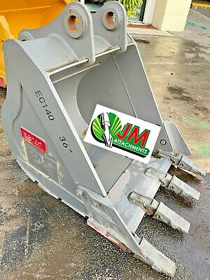 Brand New 36 Caterpillar Heavy Duty Excavator Bucket