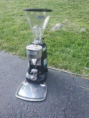 Mazzer Luigi Spa Commercial Coffee Grinder Espresso