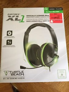 Xbox 360 Turtle beach headset