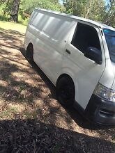 Toyota Hiace Turbo Diesel Wallsend Newcastle Area Preview