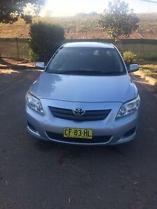 Toyota corolla low kms Regents Park Auburn Area Preview