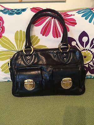 Marc Jacobs Black leather Shoulder Bag EUC
