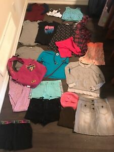 HUGE LOT YOUTH GIRLS 14/16 OR JUNIOR XS