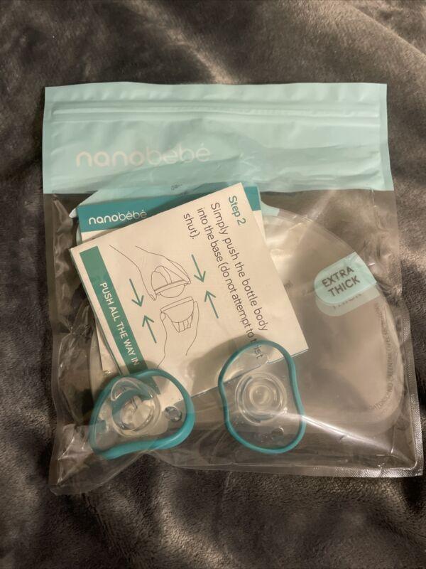 nanobebe milk bags