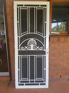 Colonial Style Security Screen Door