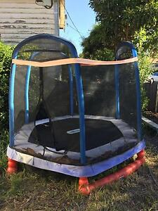 Little Tikes 7ft Trampoline & Enclosure Coburg Moreland Area Preview