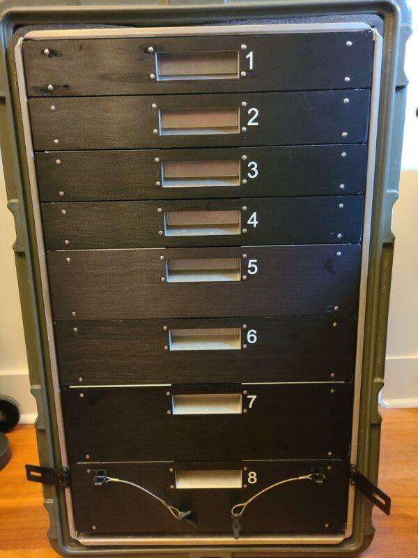 Hardigg Medical Chest (8 drawer)