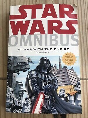 Star Wars Omnibus Dark Horse - At War With The Empire Vol 2