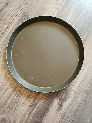 Pizza Pan For Home Or Commercial Use 7 Inches Lot Of 2 Pans
