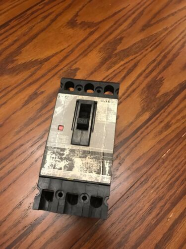 ITE GOULD  HED43B020 CIRCUIT BREAKER 20 AMP, 480 VOLT, 3 POLE CLEANED AND TESTED
