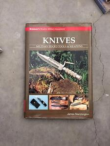 Knives  Military Edged Tools & Weapons by James Marchington Maroochydore Maroochydore Area Preview