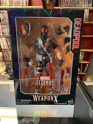 Hasbro Marvel Legends 12 Inch Deadpool Agent of Weapon X Action Figure 2017