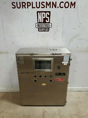 Hoffman Stainless Steel Electrical Enclosure A-36h3012sslp 36 X 30 X 12