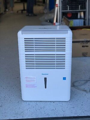 Keystone 70 Pint Energy Star Dehumidifier 2 Speed with Auto Restart KSTAD70B_R