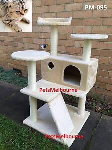 New Arrival Premium Cat Tree Scratching Post ALL SISAL Poles 095 Mitcham Whitehorse Area Preview