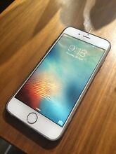 Iphone 6 64gb silver immaculate Homebush Strathfield Area Preview