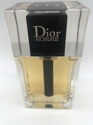 NEW 2020 CHRISTIAN DIOR DIOR HOMME EAU FOR MEN TOILETTE SPRAY 3.4 oz / 100ML (Dior For Homme)