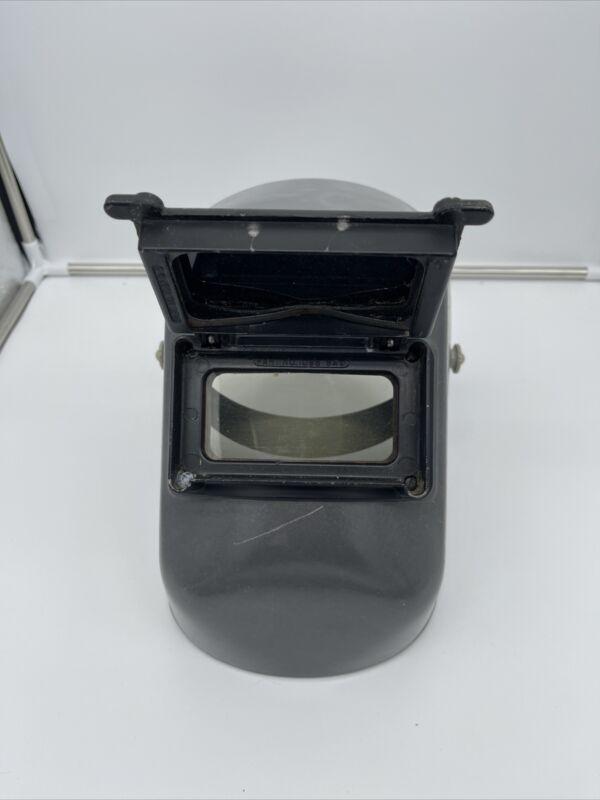 fibre metal welding helmet 676-3c