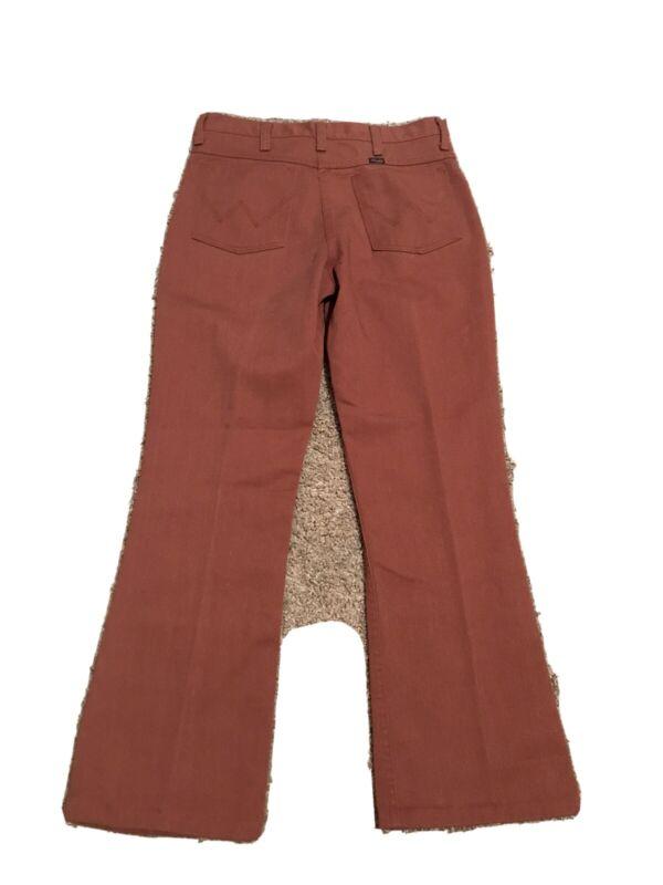 60s 70s Wrangler Pants Mens Vintage
