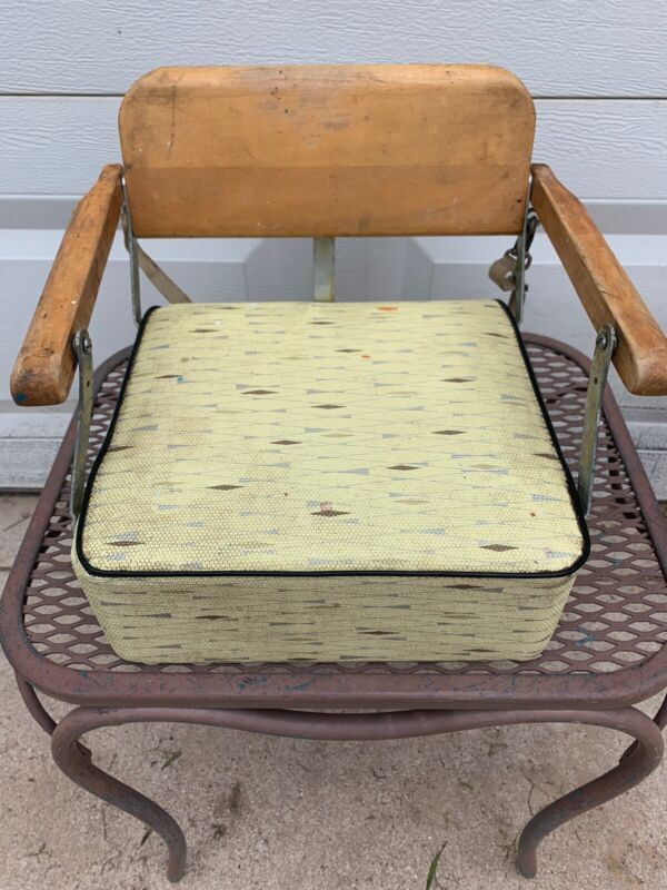 Vintage Table-Hi Booster Chair The Toidey Company
