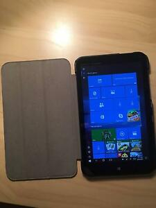 """HP Stream 8 Tablet + Case/Cover + """"MicroUSB -> USB Adapter"""" Sydney City Inner Sydney Preview"""