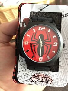 Spider-Man Marvel watch new Fathers Day Spiderman