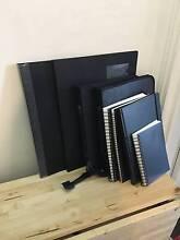 Various Display Portfolios and Sketch Books Melbourne CBD Melbourne City Preview