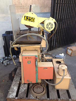 Kalamazoo Industries Chop Saw Machinery R