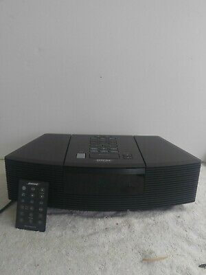 Bose Wave Radio CD Player Alarm Clock AWRC-1G Excellent Condition!