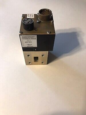 Advanced Switch Technology Ast7528. Wr-75 Waveguide Switch Ku-band