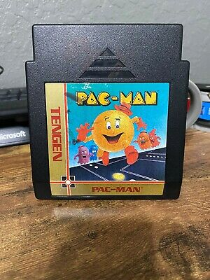 Pac-Man Tengen, Nintendo, NES, Cartridge Only