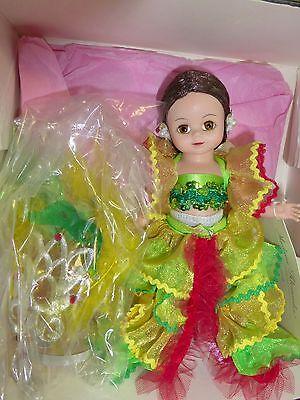 "Madame Alexander 8"" Doll - BRAZIL"