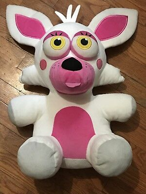 Five Nights At Freddys Plush Fnaf 17  Inches Tall Funtime Foxy Stuffed Animal